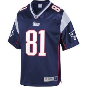 NFL Other - Randy Moss 81 Patriots Jersey size L 7dbccc335